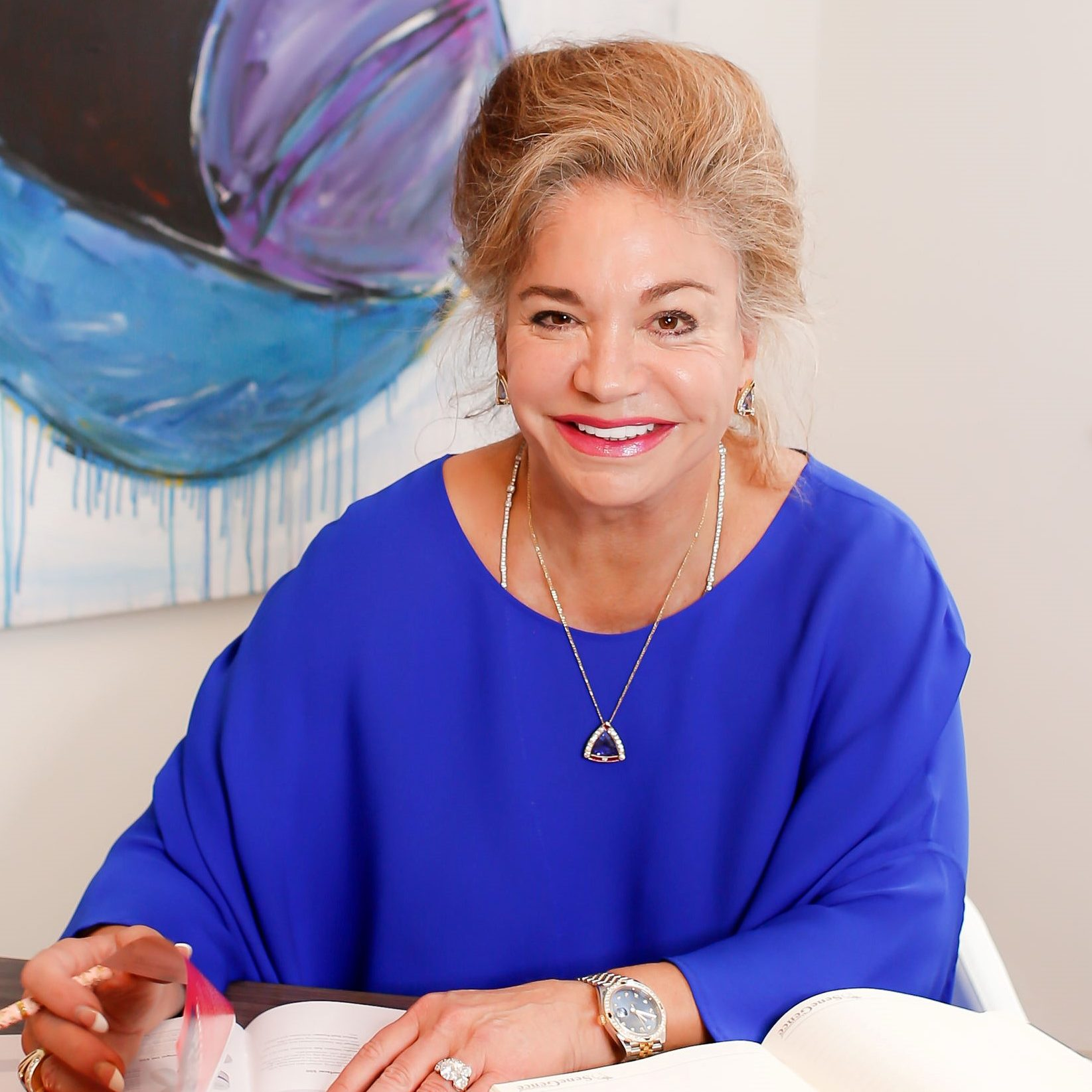 Joni Rogers-Kante, Chairwoman & Founder